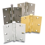 ALL MANUFACTURER DOOR HINGES