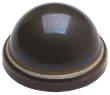 "Rocky Mountain Hardware<br />CAP3 - Rocky Mountain Dome Cap Tile 7/8"" Round"