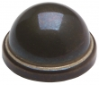 "Rocky Mountain Hardware<br />CAP8 - Rocky Mountain Dome Cap Tile 5/8"" Round"