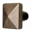 Rocky Mountain Hardware<br />CK225 - SQUARE KNOB 1 3/16&quot;