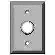 Rocky Mountain Hardware<br />DBB/E400 - ROCKY MOUNTAIN DOOR BELL BUTTON