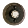 Rocky Mountain Hardware<br />DBB/E417 - ROCKY MOUNTAIN DOOR BELL BUTTON