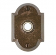 Rocky Mountain Hardware<br />DBB/E700 - ROCKY MOUNTAIN DOOR BELL BUTTON