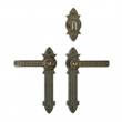 Rocky Mountain Hardware<br />E10810/E10810/IP10800 - 2 3/8&quot; x 10&quot; Escutcheons - Briggs Collection - Patio Dead Bolt/Spring Latch