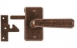 Rocky Mountain Hardware<br />E30403-E30403 - Hammered Gate Hardware