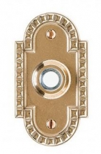 Rocky Mountain Hardware - Corbel Arched Doorbell Button