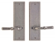 Rocky Mountain Hardware<br />E404/E404 - 3&quot; x 10&quot; Rectangular Escutcheons