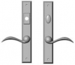 Rocky Mountain Hardware<br />E443/E442 - 1 3/4&quot; x 11&quot; American Cylinder Rectangular Multi-Point Set - Entry
