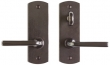 "Rocky Mountain Hardware<br />E515/E516 - 2"" x 6"" Curved Patio Mortise Lock"
