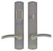 Rocky Mountain Hardware<br />E558/E557 - 2 1/2&quot; X 13&quot; CURVED ESCUTCHEONS (5 1/2&quot; C-C) - ENTRY