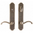 Rocky Mountain Hardware<br />E734/E733 Entry - Endura Trilennium Arched Multipoint Entry Lever Set