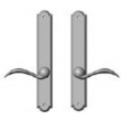 Rocky Mountain Hardware<br />E741/E741 - 1 3/4&quot; x 11&quot; AMERICAN CYLINDER ARCHED MULTI-POINT SET - PASSAGE