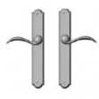 Rocky Mountain Hardware<br />E746/E746 - 1 3/4&quot; x 11&quot; AMERICAN CYLINDER ARCHED MULTI-POINT SET - PASSAGE