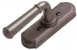 "Rocky Mountain Hardware<br />EW707 - Tilt & Turn Window 1-3/8"" x 4-1/2"" Arched Escutcheon"