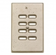 Rocky Mountain Hardware<br />SP8HS - ROCKY MOUNTAIN HOME AUTOMATION SYSTEM KEYPAD COVER