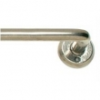 CONTINUOUS TOWEL BAR WITH E417 ESCUTCHEON