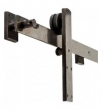 Rocky Mountain Hardware<br />TRK100 Single Track System  102&quot; MAX LENGTH  - Barn Door Track