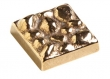 Rocky Mountain Hardware<br />TT213 - ROCKY MOUNTAIN RIVER ROCKS TILE 1 1/8&quot; x 1 1/8&quot;