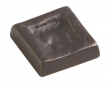 Rocky Mountain Hardware<br />TT241 - ROCKY MOUNTAIN STONE SQUARE TILE 1 1/8&quot; x 1 1/8&quot;