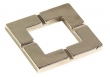 Rocky Mountain Hardware<br />TT400 - ROCKY MOUNTAIN CORNERS TILE -GT