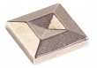 "Rocky Mountain Hardware<br />TT510 - Rocky Mountain Invert Tile 2"" X 2"""