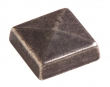 "Rocky Mountain Hardware<br />TT518 - Rocky Mountain Small Pyramid Tile 1-1/8"" x 1-1/8"""