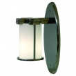 Rocky Mountain Hardware<br />WS415-LED - Truss-Ring Sconce - Round Globe with LED Lamps