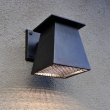 Rocky Mountain Hardware<br />WS465 - Lantern Sconce with LED Lamps