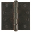 Rocky Mountain Hardware<br />HNG4B - 4&quot; x 4&quot; Solid Bronze Hinge .125&quot; Thick