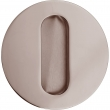 Linnea Stainless Steel<br />RPR-110 - Round Recessed Flush Pull