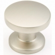 Schaub<br />211-15 - Northport, Round Knob, 1-3/8&quot; diameter, Satin Nickel finish