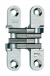 Soss Invisible Hinges<br />204 - Model 204 Invisible Cabinet Hinge Pair