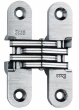 Soss Invisible Hinges<br />208 - Model 208 Invisible Cabinet Hinge