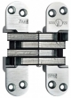 Soss Invisible Hinges<br />218FR - Model 218FR Invisible Hinge FIRE RATED
