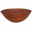 Thompson Traders - sinks<br />2RW/OR - BEECH  SINK - FIRED COPPER