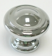 Top Knobs<br />M1118 - Knob in Polished Chrome