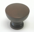 Top Knobs<br />M1201 - Knob In Patina Rouge