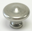 Top Knobs<br />M1229 - Knob in Antique Pewter