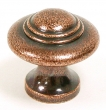 Top Knobs<br />M15 - Knobs Ascot knob 1 1/4&quot; in Old English Copper