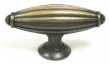 Top Knobs<br />M156 - Tuscany large knob in Dark Antique Brass