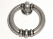 Top Knobs<br />M173 - Newton ring pull Knobs 1 1/2&quot; in Antique Pewter