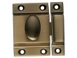 Top Knobs<br />M1778 - M1778 - Cabinet Latch 2&quot; - Brushed Bronze