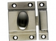 Top Knobs<br />M1779 - Cabinet Latch 2&quot; - Brushed Satin Nickel
