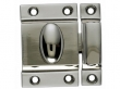 Top Knobs<br />M1784 - Cabinet Latch 2&quot; - Polished Nickel