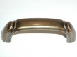 Top Knobs<br />M190 - Dover D handle 2 1/2&quot; CC in German Bronze