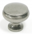Top Knobs<br />M206 - Cumberland knobs 1 1/4&quot; in Antique Pewter