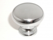 Top Knobs<br />M280 - Round knob 1 1/4&quot; in Polished Chrome