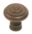 Top Knobs<br />M603 - Knob in Patine Rouge