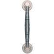 Turnstyle Designs<br />D1049/D1059 - Combination Amalfine, Door pull, Bamboo
