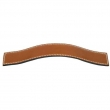 Turnstyle Designs<br />H1877 - Savile Leather, Cabinet D handle, Slim Case